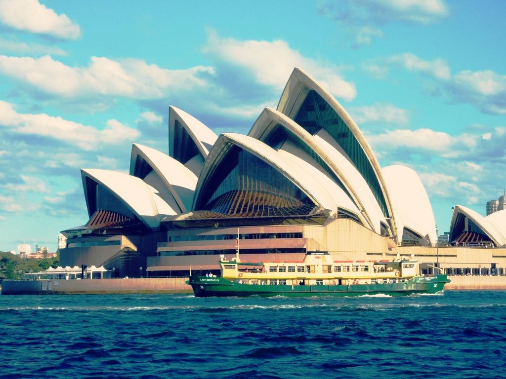 Opera House Mar. 2011