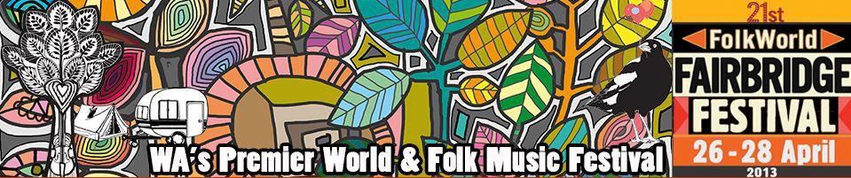 Folkworld Fairbridge Festival