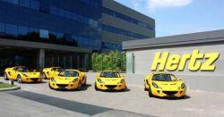 Hertz Rentals