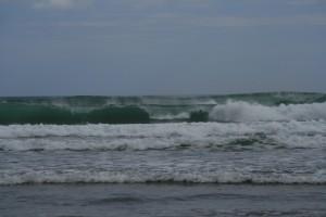 Kerekere waves