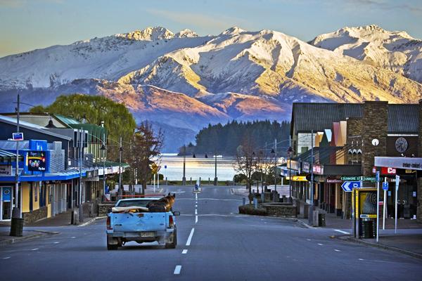 Southern Lakes Region: New Zealand's little slice of heaven