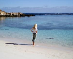 Australian tourist