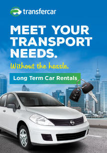 Transfercar long term rental cars