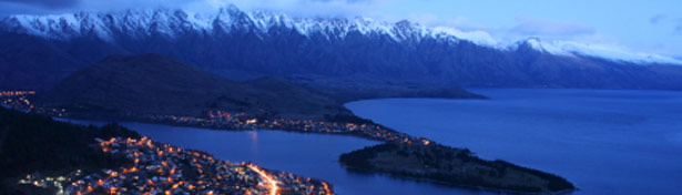 lakes in Queenstown