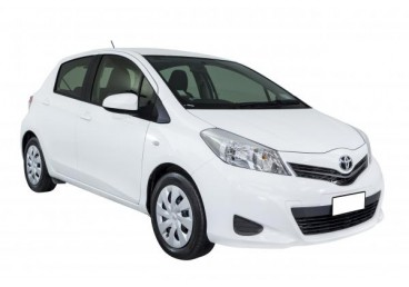 Toyota Yaris or similar, 1.3 Litre Engine, Automatic, AirCon, CD/USB/Bluetooth, Air Bags