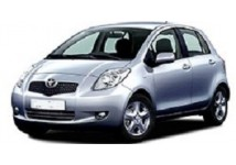 Small economical hatchback 1.0 to 1.3L engine. Various makes and models.