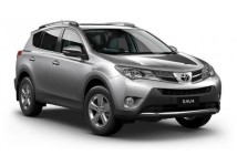 The Toyota Rav4 / Subaru Forester is one of our most popular rental car options. With enough cabin space to comfortably fit 5 adults, 4 large and 3 small suitcases it is the ideal choice for travelers looking for a modern, spacious 4x4 vehicle.