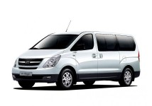 The Toyota Previa / Hyundai iMax is ideal for larger groups of travelers or medium-sized groups with lots of luggage.