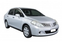 Nissan Tiida or similar, 1.5 Litre Engine, Automatic, AirCon, CD/Radio, Air Bags